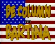 Die 2 in de USA • De Column van Bartina