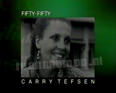Fifty Fifty • gast • Carry Tefsen