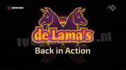 De Lama's Back in Action