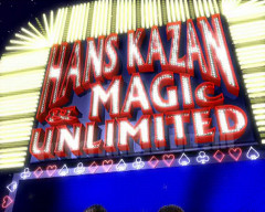Hans Kazàn & Magic Unlimited